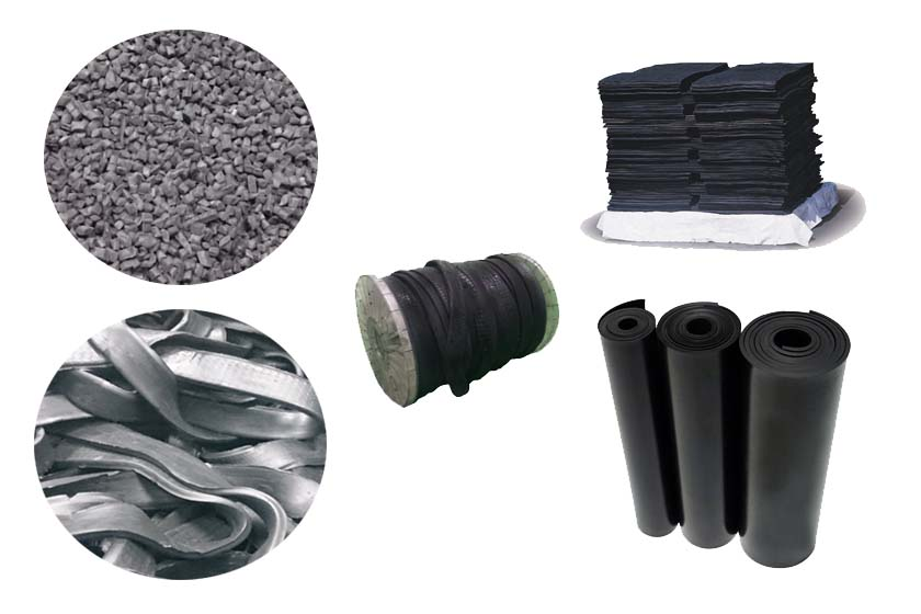 Rubber and Plastic Compound