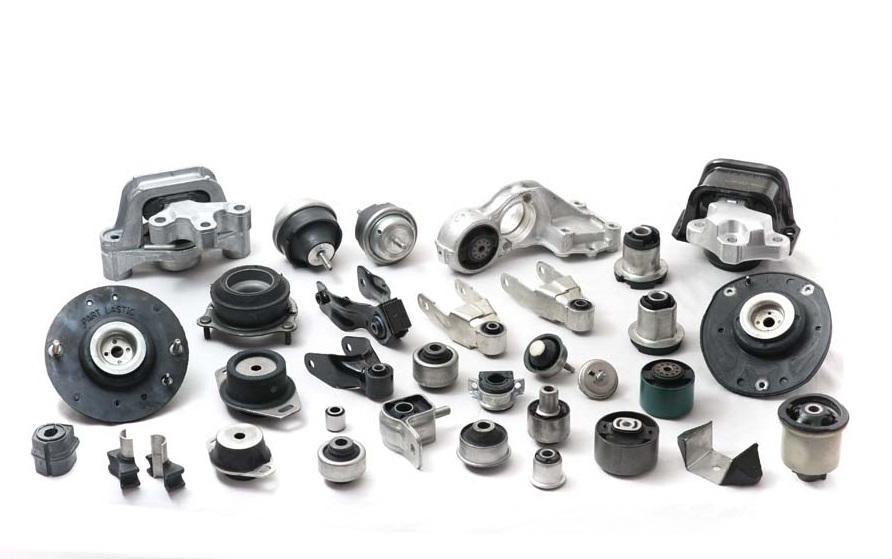 Rubber and Metal Parts