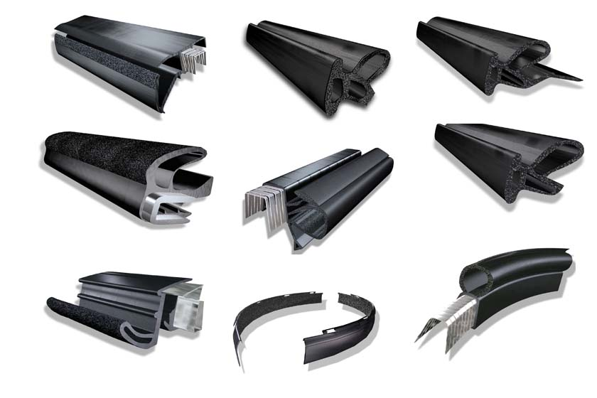 Sealing Profiles for Automotive and other Industries
